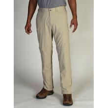 Men's Bugsaway Ziwa Convertible Pant - Long Length by ExOfficio