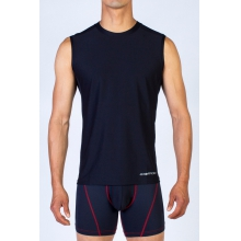 Men's Give-N-Go Sport Mesh Sleeveless Crew