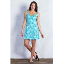 Women's Sol Cool Print Dress by ExOfficio in Jacksonville Fl