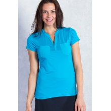 Women's Wanderlux Henley Short Sleeve Shirt by ExOfficio in Richmond Va
