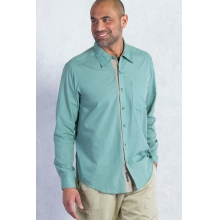 Men's BugsAway Hakuna Long Sleeve Shirt by ExOfficio in Peninsula Oh