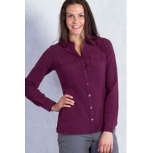 Women's Kizmet Long Sleeve Shirt by ExOfficio in Ramsey Nj