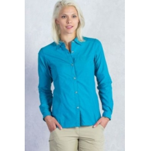Women's Lightscape Long Sleeve Shirt by ExOfficio in Edwards Co