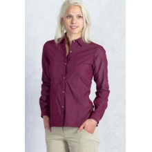 Women's Lightscape Long Sleeve Shirt by ExOfficio