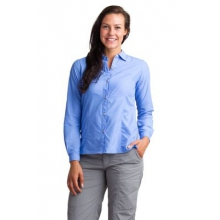 Women's Lightscape Long Sleeve Shirt by ExOfficio in East Lansing Mi