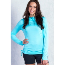 Women's Sol Cool Ultimate Hoody by ExOfficio in Chesterfield Mo