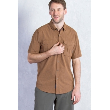 Men's Air Space Short Sleeve Shirt by ExOfficio in Wakefield Ri