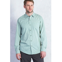 Men's Corsico Check Long Sleeve Shirt by ExOfficio in Colorado Springs Co