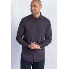 Men's Corsico Check Long Sleeve Shirt by ExOfficio in Florence Al