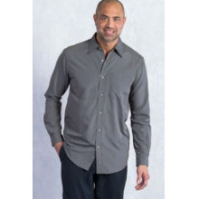 Men's Corsico Check Long Sleeve Shirt by ExOfficio in Atlanta Ga