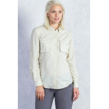 Women's Air Strip Long Sleeve Shirt by ExOfficio