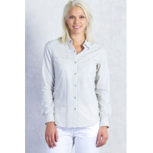 Women's Bugsaway Halo Long Sleeve Shirt by ExOfficio in Chesterfield Mo