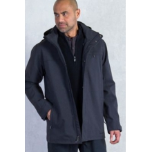Men's Leshan Jacket by ExOfficio in Rogers Ar