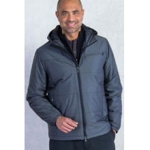 Men's Cosimo Hooded Jacket by ExOfficio in Cleveland Tn