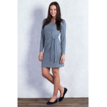 Women's Wanderlux Stripe Salama Dress by ExOfficio
