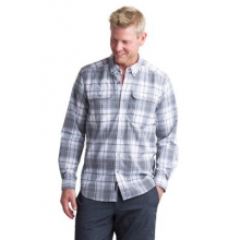 Men's Ventana Plaid Long Sleeve Shirt by ExOfficio