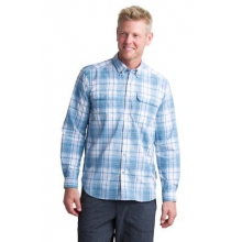 Men's Ventana Plaid Long Sleeve Shirt by ExOfficio in Cleveland Tn