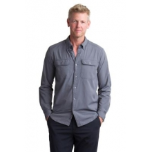 Men's Ventana Long Sleeve Shirt by ExOfficio in Peninsula Oh