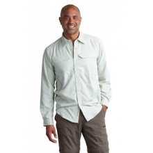 Men's BugsAway Viento Long Sleeve Shirt by ExOfficio in Dallas Tx
