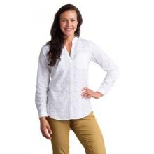 Women's Fresco Long Sleeve Shirt by ExOfficio in Portland Me