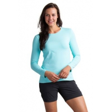Women's Sol Cool Performance Long Sleeve Shirt by ExOfficio
