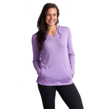 Women's BugsAway Lumen Hoody by ExOfficio in Peninsula Oh
