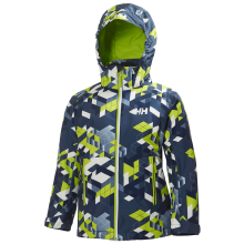 Junior Domino Print Jacket