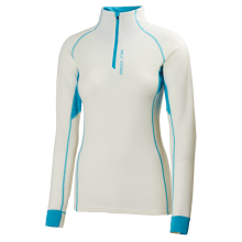 Womens HH Warm FloWomens High Neck 1/2 Z by Helly Hansen