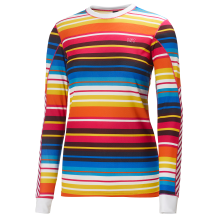 Womens HH Active FloWomens Graphic LS by Helly Hansen
