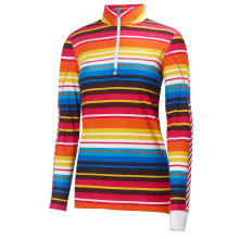 Womens HH Active FloWomens Graphic 1/2 Z by Helly Hansen