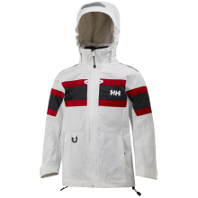 Junior's Salt Jacket by Helly Hansen