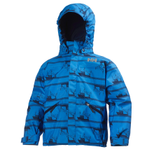 Kids Jotun Jacket Print by Helly Hansen
