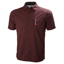 Men's Hp Qd Ss Shirt by Helly Hansen