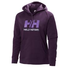 W HH Logo Hoodie by Helly Hansen