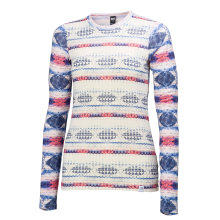 Womens HH Wool Graphic LS by Helly Hansen