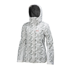 Womens Sprint Printed Jacket by Helly Hansen