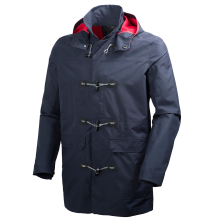 Ask Canvas Duffel Coat by Helly Hansen