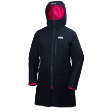 W Rigging Coat by Helly Hansen