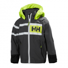 Kid's Salt Power Jacket by Helly Hansen