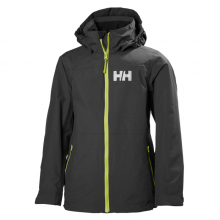 Junior's Rigging Rain Jacket by Helly Hansen