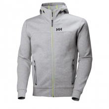 Men's Hp Ocean Fz Hoodie by Helly Hansen