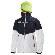 Womens Crew Coastal Jacket 2 by Helly Hansen