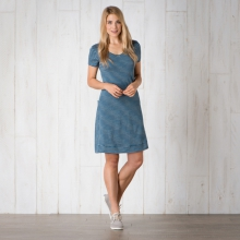 Marley SS Dress by Toad&Co in Holland Mi