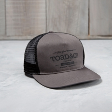Toadandco Trucker Hat by Toad&Co