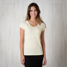 Bonita SS Tee by Toad&Co in Golden CO