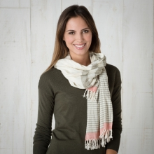 Beach Stripe Scarf by Toad&Co