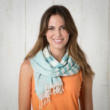 Beach Stripe Scarf by Toad&Co in Uncasville Ct