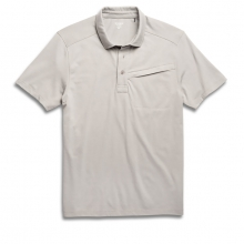 Motile SS Polo by Toad&Co in Highland Park Il
