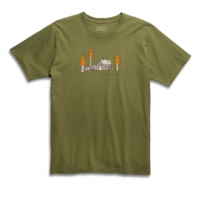 Weekend Cabin SS Tee in Fairbanks, AK