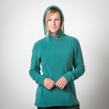 Lookout Fleece Hoodie by Toad&Co in Peninsula Oh